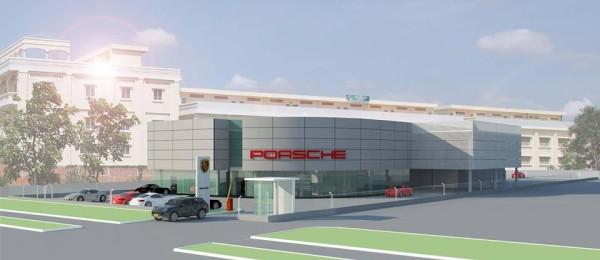Porsche Cambodia (Precision Cars Cambodia Ltd ) | GS Millennium